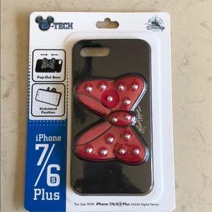Disney IPhone 6s Plus/IPhone 7 Plus case kickstand